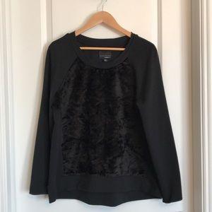 Elie Tahari for Kohl's Design Nation sweatshirt XL